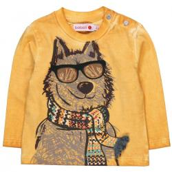 Camiseta bebe Winter