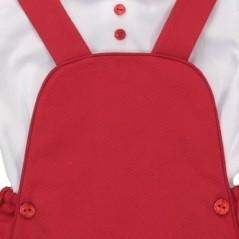 Vestido bebe Valentina pique