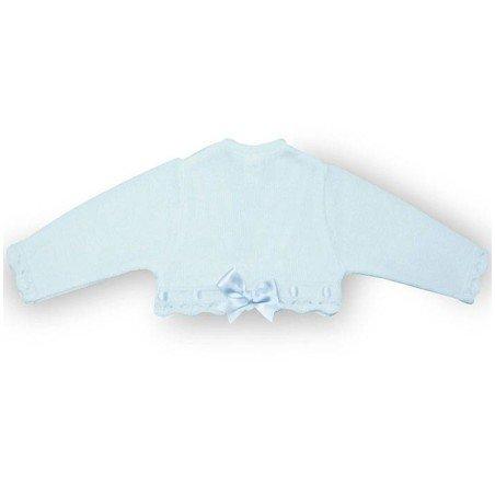 Pelele bebe brisa Azul