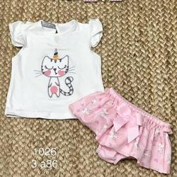 Conjunto Bebe Disney Mini     1