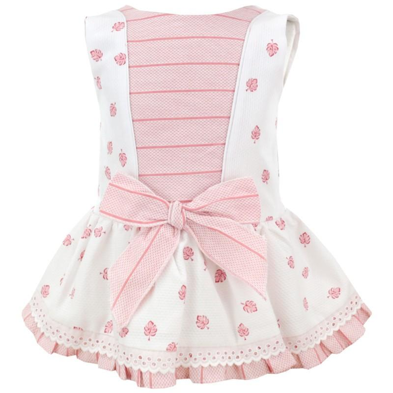 Vestido Bebe Pique Brisa