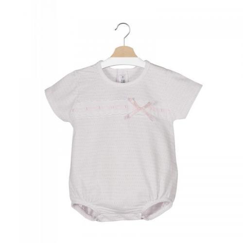 Short Bebe niña Tomato bolsillo