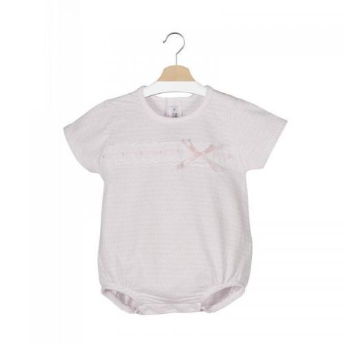 Camiseta Bebe niña Flame por detras