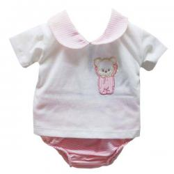 conjunto baby fashion osito...