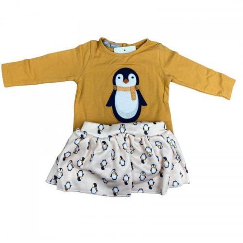 Camiseta bebe Punto Banbula  estampado