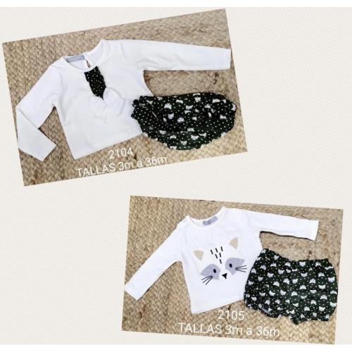 Camisa Bebe Niño Cuadros para bebe