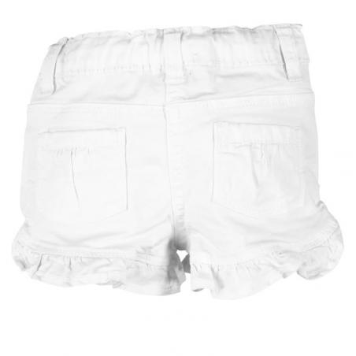 Short  Bebe Niña Blanco 1