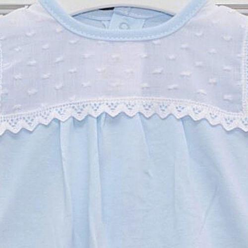 Camiseta Boboli bebe Blanco 1