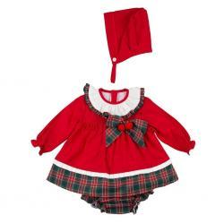 Vestido bebe niña ceremonia-bautizo