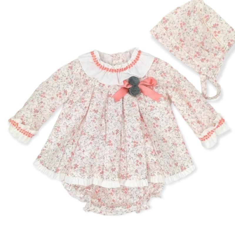 Vestido Bebe dulces Calamaro 5a3e73553a1