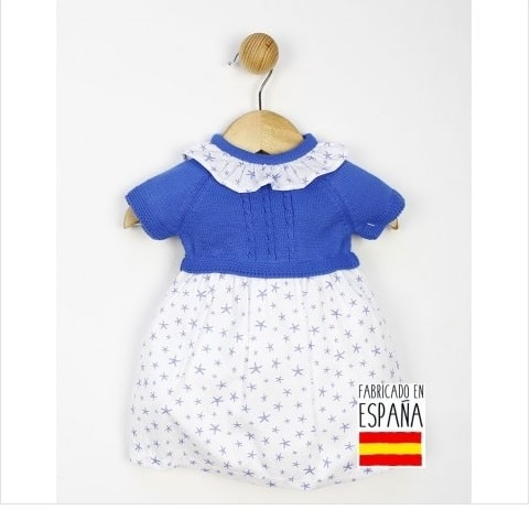 vestido de coleccion tony bambino bebe