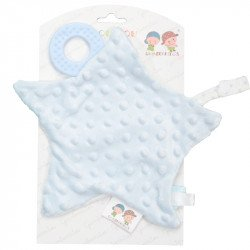 Dou dou Azul mordedor para bebés